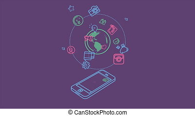 The Whole World In A Smartphone - The whole world in a...