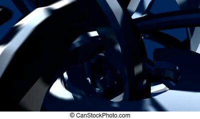Dark blues