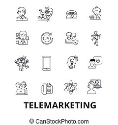 Telemarketing, call center, telesales, marketing, direct...