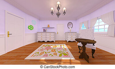 Children`s room