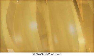 Gold swaying