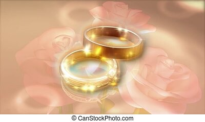 Rotating Wedding Rings
