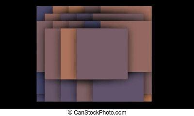 Stacking Squares