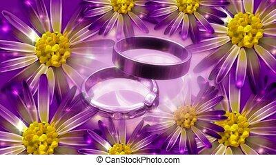 Spinning Wedding Rings