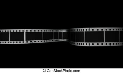 Horizontal Rolling Film