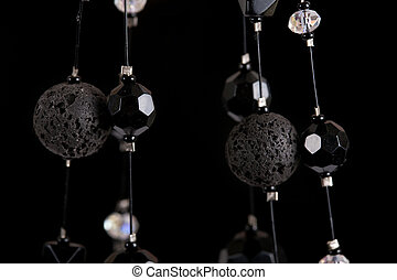 Ornaments from polymer clay - Original female ornaments from...