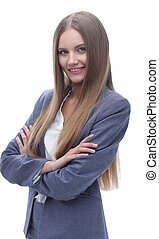 young and successful business woman - successful business...
