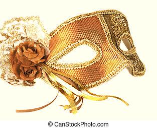 Fancy-dress ball mask
