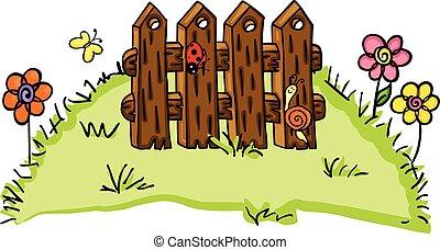 Farm Fence Clipart farm fence clip art vector graphics. 3,879 farm fence eps clipart
