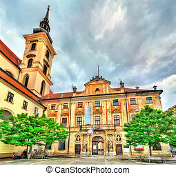 Governor's Palace in Brno, Czech Republic - Governor's...