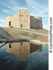 Old Fort - An historic site in Ras Al Khaimah