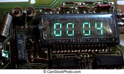 Digital Display - Clock