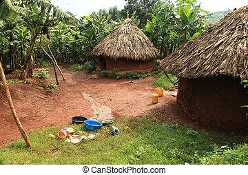 Sipi Falls - Uganda, Africa - Sipi Falls in Uganda - The...