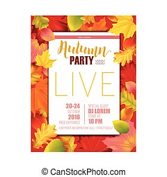 Colorful Card, Banner, Flyer Invitation and Advertisement...