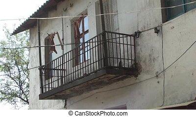 Balcony - Building Exterior