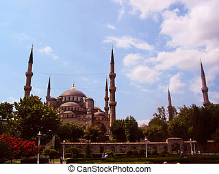 Sultan Ahmed Mosque, Blue Mosque, Istanbul