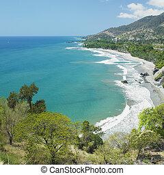 litoral, província,  granma,  Cuba