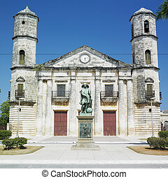 Cathedral in Cardenas, Cuba - La Inmaculada Concepcion...