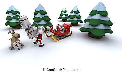Dons,  Santa