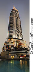Address Hotel in Dubai - Address hotel by Emaar, one of the...