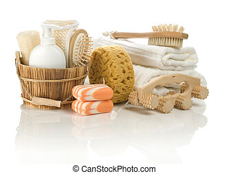 composition of bathing articles