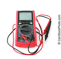 Digital multimeter - Professional digital multimeter...