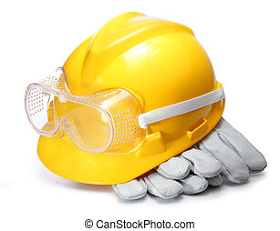 Safety equipment - Standard construction safety equipment