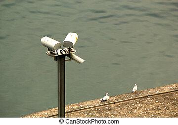 Security video cameras
