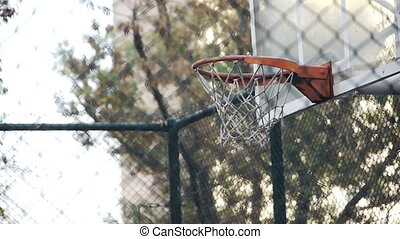 Basket play basketball streetball sport game action