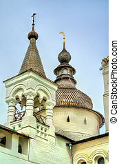 Rostov Kremlin, the Golden Ring of Russia - Rostov Kremlin...