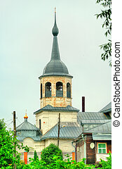 Church of St. Nicholas in Rostov Veliky, Russia - Church of...