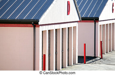 Public storage units - Public storage units for rent