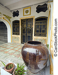 Sino Colonial architecture in Phuket City