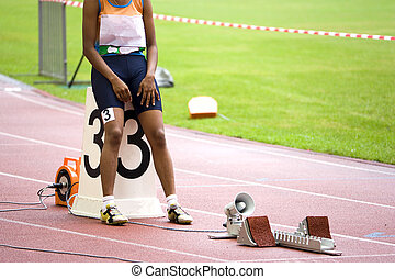 Athlete Starting
