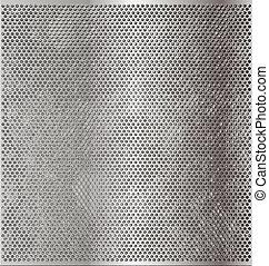 metal circles - metallic background - texsture mesh metal...