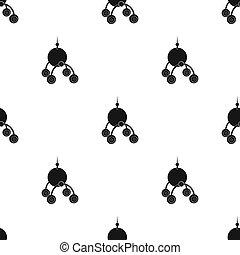 estilo, icono, espacio, símbolo, lunokhod., web.,...