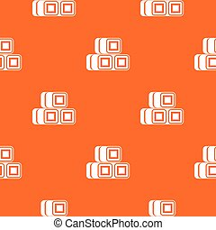 Hay bundles pattern seamless - Hay bundles pattern repeat...