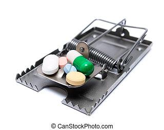 Drug treatment risk