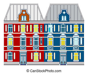Historic mansion from around 1900, - A terrific mansion,...