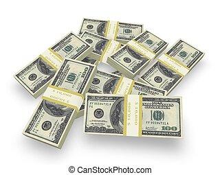 Money Stack  - Money Stack