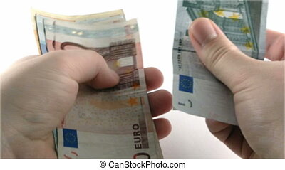 Counting euros