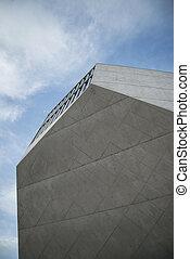 casa da musica concert hall landmark in porto portugal -...