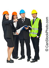 Constructors working - Full length of four constructors...