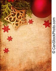 Natal, fundo