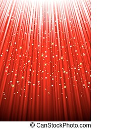 Festive red background. EPS 8 - Festive red abstract...