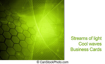 business cards - Grunge creative backgrounds - business...