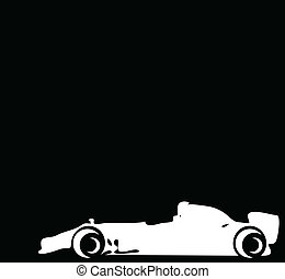 race background vector illustration