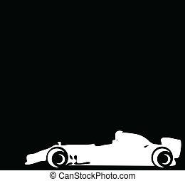 race background vector illustration