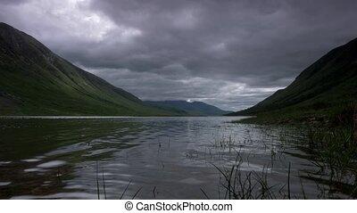 Loch Etive, Glen Etive, Scotland- Ungraded Version -...