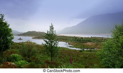 Loch Cluanie, Scotland - Graded Version - Graded and...